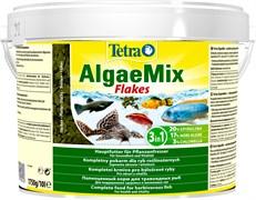 Tetra Algae Mix 10л (1750г) - корм для рыб, растительные хлопья