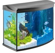 Tetra AquaArt 130 литров - панорамный аквариум с LED освещением