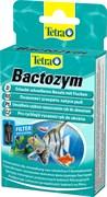 Tetra Bactozym 10 капсул  - ускоритель биологического запуска для фильтров и аквариумов