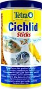 Tetra Cichlid Sticks 1 л - основной корм для цихлид (палочки)