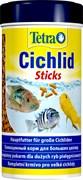 Tetra Cichlid Sticks 250 мл - основной корм для цихлид (палочки)