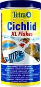 Tetra Cichlid XL Flakes 1 л - основной корм для цихлид (хлопья)