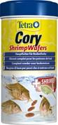 Tetra Cory ShrimpWafers 250 мл - корм для коридорасов и других донных рыб