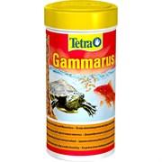 Tetra Gammarus 1 л - корм для водных черепах из целых рачков