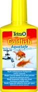 Tetra Goldfish AquaSafe 250 мл - средство для подготовки водопроводной воды для золотых рыбок