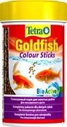 Tetra Goldfish Colour  Sticks  100 мл - корм для улучшения окраски золотых рыбок (палочки)