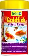 Tetra Goldfish Colour 100 мл - корм для улучшения окраски золотых рыбок (хлопья)