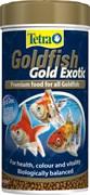 Tetra Goldfish Gold Exotic 250 мл - корм для золотых рыбок (гранулы)