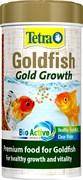 Tetra Goldfish Gold Growth 250 мл - корм для улучшения роста золотых рыбок (гранулы)