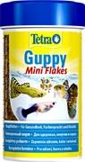 Tetra Guppy 100 мл - корм для гуппи и других живородящих (хлопья)