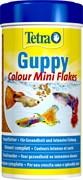Tetra Guppy Colour 250 мл - корм для улучшения окраски у гуппи