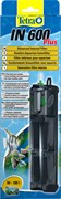 Tetra IN 600 plus - внутренний фильтр для аквариумов до 100 литров
