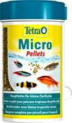 Tetra Micro Pellets 100 мл - корм для рыб, микро пеллеты