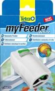 Tetra myFeeder (белая) - автоматическая кормушка для аквариума