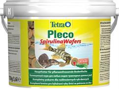 Tetra Pleco SpirulinaWafers 3.6 л - корм для крупных травоядных донных рыб