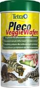 Tetra Pleco Veggie Wafers 250 мл - корм для травоядных донных рыб