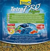 Tetra PRO Algae crisps 12 г (пакетик) - корм для растительноядных рыб