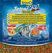 Tetra PRO Energy Crisps 12 г (пакетик) - универсальный корм для рыб