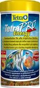 Tetra PRO Energy Crisps 250 мл - универсальный корм для рыб