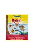 Tetra Rubin 12г (пакетик)  - корм для улучшения окраски рыб (хлопья)