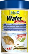 Tetra Wafer Mini Mix 100 мл - корм для мелких донных рыб и ракообразных