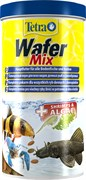 Tetra Wafer Mix 1 л - корм для донных рыб и ракообразных