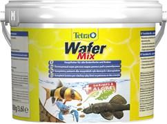 Tetra Wafer Mix 3,6 л (ведро) - корм для донных рыб и ракообразных