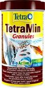 TetraMin Granulat гранулы 500 мл - универсальный корм для тропических рыб