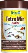 TetraMin Junior 100 мл - корм для молоди рыб