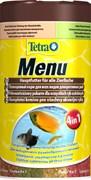 TetraMin Menu 250 мл - универсальный корм для рыб