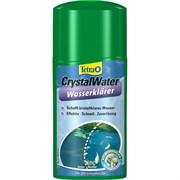 TetraPond Crystal Water 250 мл - средство для очистки воды от мути - на 5000 литров воды