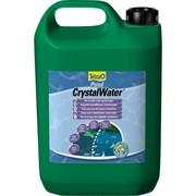 TetraPond Crystal Water 3л - средство для очистки воды от мути - на 60000 литров воды