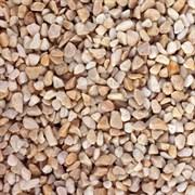 UDeco Canyon Beige 4-6 мм, 2 л - натуральный грунт для аквариумов Бежевый гравий