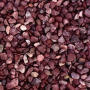 UDeco Canyon Red 4-6 мм, 6 л - натуральный грунт для аквариумов Красный гравий