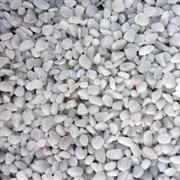 UDeco Canyon White 3-5 мм, 2 л - натуральный грунт для аквариумов Белый гравий