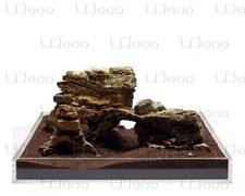 UDeco Colorado Rock MIX SET 15 - Набор натуральных камней Колорадо 15 кг