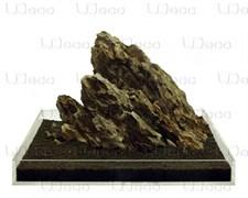 UDeco Dragon Stone MIX SET 10 - Набор натуральных камней 'Дракон' 10 кг