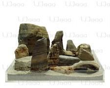 UDeco Gobi Stone MIX SET 30 - Набор натуральных камней 'Гоби' 30 кг