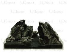 UDeco Grey Mountain MIX SET 30 - Набор натуральных камней 'Серая гора' 30 кг