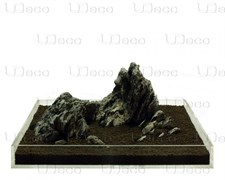 UDeco Mini Landscape MIX SET 12 - Набор натуральных камней 'Мини-ландшафт' 12 кг