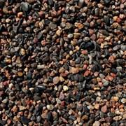 UDeco River Brown 5-10 мм, 6 л - натуральный грунт для аквариумов Коричневый гравий