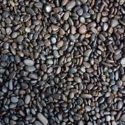 UDeco River Dark 3-5 мм, 2 л - натуральный грунт для аквариумов Тёмный гравий