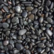 UDeco River Dark 6-9 мм, 6 л - натуральный грунт для аквариумов Тёмный гравий