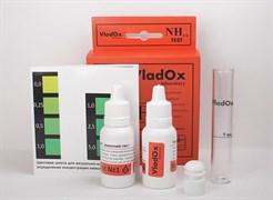 VladOx NH3/NH4+ тест - профессиональный набор для измерения концентрации аммонийного азота