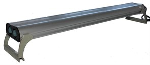 Xilong светильник T8 2х15Вт XL-70A, 67см