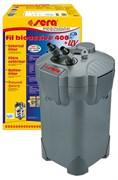 sera fil Bioactive 400 + УФ-система (5Вт) - внешний фильтр для аквариумов до 400 литров
