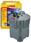 sera fil Bioactive 250 - внешний фильтр для аквариумов до 250 литров