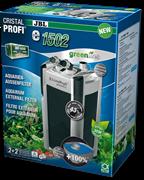 JBL CristalProfi e1502 greenline+ - внешний фильтр для аквариумов объемом 200-700 л