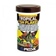 PRODAC Tropical Fish Flakes 1 литр (200 г) - основной корм в хлопьях для тропических рыб