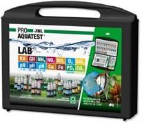 JBL PROAQUATEST LAB - чемоданчик с тестами для измерения 12 параметров в пресноводных аквариумах